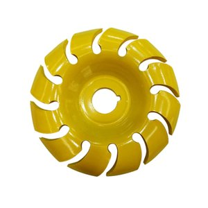 TOP 12 Teeth 90mm Wood Carving Disc High Hardness Angle Grinder Accessories Woodworking Tools