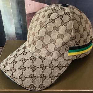 Cappelli da uomo di design G Cappelli di lusso Cappellino da donna Designer G Cappelli di snapback di cotone CoolBall Cappellino di design con scatola