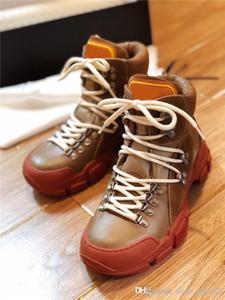 Die neuesten Frauen der Männer Turnschuhe, Moutain-Schuhe Wanderschuhe Sneaker für Wintersaison in über Stiefel mit Tough Gummisohle mit Box