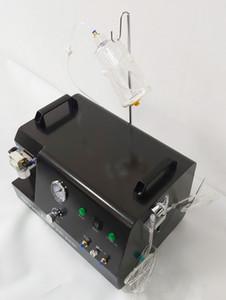 2 em um jacto de casca facial Inject oxigénio casca de oxigénio aparelhos intraceuticals oxigénio máquina facial para o rejuvenescimento da pele