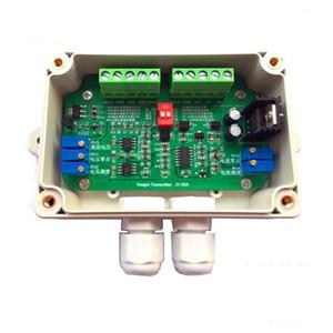 Усилитель тензодатчика / 4-20ma current load cell / 0-10v weight transmitter / 0-5V voltage (включая пластиковый корпус)