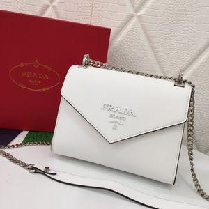 Alta calidad diseñador bolso clásico B8966 diagonal salvaje bandolera cruzada nueva bolsa de alta calidad de las señoras naturales del viento bolsa de regalo de las mujeres