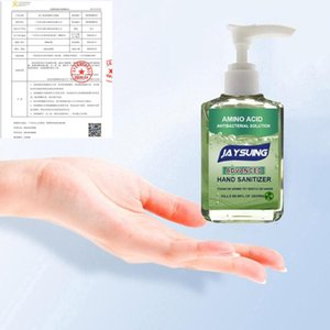 2pcs 60ml Antibacterial Disposable Hand Sanitizer Hand Disinfection Gel Quick-Dry Kill 99% Germs Hand Gel for Home Bathroom Use