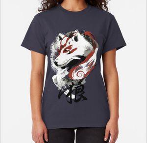 Tişörtlü Kurt Tişört Grafik Tee Gömlek Müthiş% 100 Pamuk Kısa Kollu Erkek Klasik Tişört Guys Punk Tasarımcı Streetwear