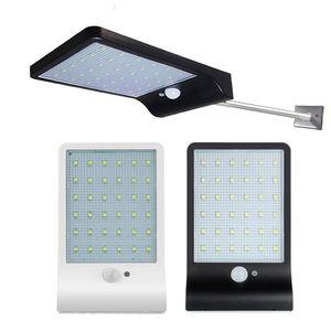 Edison2011 LED Solar Luz 450lm 36LED Solar Led Light Outdoor Wireless Security impermeável com PIR sensor de luz