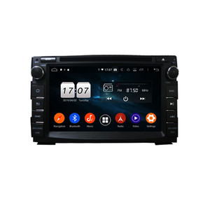 Android 9.0 PX5 Stereo 8 Núcleo 4G RAM Radio Car DVD para Kia CEED 2006-2013