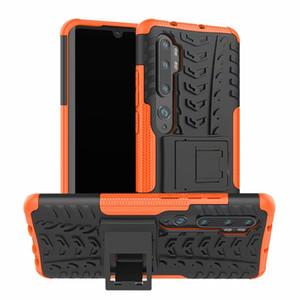 Pour Xiaomi Mi CC9 Pro Hard Case PC couverture arrière luxe coloré autocollant de protection de cas pour Xiaomi Mi CC9 Pro