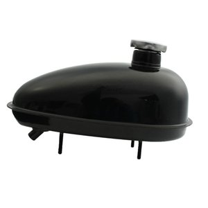 3L Motorized Bicycle Fuel Gas Tank With Cap For 80CC 60CC 66CC 49CC