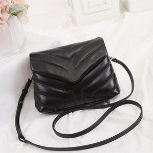 designer de alta qualidade crossbody saco de moda de luxo Y saco de brinquedo sacos de ombro mulheres loulou mulheres designer de bolsas crossbody bolsa couro mini