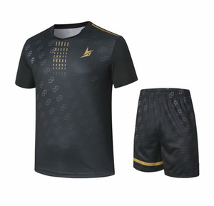 New badminton suit men's and women's badminton T-shirt Lin Dan same short sleeve badminton shirt + shorts