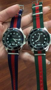Orologio da uomo Casual Top Mens 4,2 millimetri del braccialetto della vigilanza del calendario quarzo Quadrante maschio di affari della vigilanza di Natale