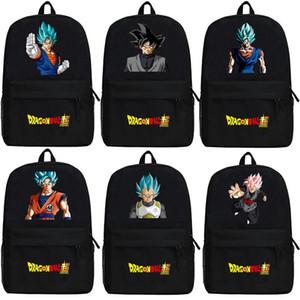 Anime Z Son Goku Rucksack Cartoon Dragon Ball Super Kakarotto Schulranzen Studenten Bookbag Kids Teens Umhängetasche