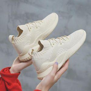 с коробкой Fujin Brand 2020 Новое лето весна Mesh дышащие легкие повседневные ботинки женщин Женщина Кроссовки Обувь Walking ooerg