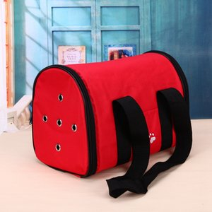 LBER Outdoor Foldable Waterproof Oxford Pet Bag Cat Dog Carrier Dog Supplies Cat Carrier Backpack Front Chest Bag Dog Supplies