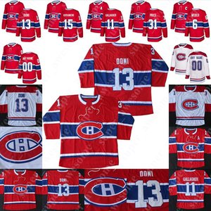 Montreal Canadiens Jersey Charles Hudon Christian Folin Noah Juulsen Karl Alzner Ryan Poehling Dale Weise Weal Keith Kinkaid Nate Thompson