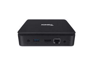 Smart Tv Box Mini Pc Wifi-Set TANIX TX85 1000 Мбит / с Windows 10 X5 Bt-4.0 64bit 64GB