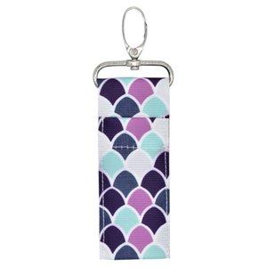 Perfect Storage Lipstick Holder Pouch Bag Key Ring Printing Keychain Gift Girl Storage bag Storage Boxes Bins