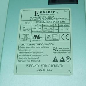 1u brand new original ENH-0635A server industrial computer game power supply 350W