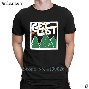 Perdersi t-shirt standard fitness streetwear 2018 uomini maglietta top tee personalizzato migliore Anlarach S-3XL