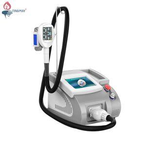 2019 Inicio utilización venta caliente un portátil manija Vacío criolipólisis grasa de congelación pérdida de peso corporal adelgazante máquina TM-920