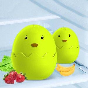 1pc Refrigerador desodorante eliminar el olor adsorbente bola de diatomeas Absorbe purifica el mal olor para la cocina