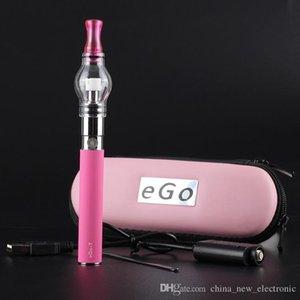 Portátil Wax Vape Pen globo de vidro Waxy Atomizador com 650mAh 900mAh 1100mAh ego t Bateria Kits de cigarro eletrônico