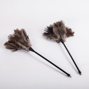 Feather Duster Dust Removing Artifact Dust Removal For Domestic Ostrich Hair Cleaning Tools Ship Free DHL