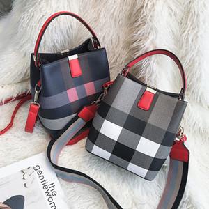 Distinctive2019 Tüm Maç Kadın Kablosu Satchel Senior Western Style Genişliği Askıları Kepçe Paketi