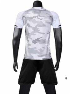 Новые приходят Blank футбол Джерси # 1901-16-15 CUSTOMIZE Hot Sale Лучшие качества Быстрое высыхание футболку форма футбол Джерси рубашки