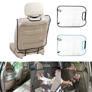 Crianças Car Auto encosto Protector Capa para crianças chutar lama Mat Cleaner Acessórios Car Seat Covers cadeiras de criança segurança do carro