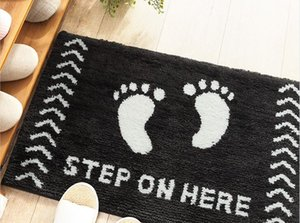 Carpets Living Roomand Rugs,keep cleaning , Home Style Soft Material, digital black and white ,cheap price,