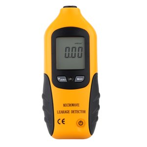 Digital LCD Microwave Leakage Radiation Detector Meter Leaking Tester 0-9.99mW cm2