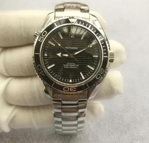 homens venda quente assistir Melhor Edição velocidade automático movimento Sea Designer cinta de aço inoxidável Assista Professional Diver Mens Watch