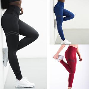 Avrupa ve Amerikan dış ticaret patlamalar yoga pantolon yüksek bel kalça spor çalıştıran eğlence tozluk kadınlar offset offset