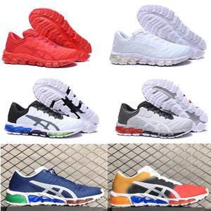 اولمبياد طوكيو 2020 GEL-QUANTUM 360 5 رجال الاحذية أحذية الكلاسيكية الأحمر احذية رياضية المدربين التنس الألعاب الرياضية الأزياء الرياضية