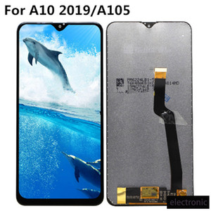 Factory sale LCD For Samsung Galaxy A105 A10 2019 A10S 2019 A107 Display Touch Screen Digitizer Assembly Replacement lcd for samsung A10