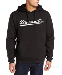 남성 Dreamville J .Cole 스웨터 가을 봄 후드 후드 힙합 캐주얼 풀오버 의류 무료 배송 탑