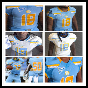 2021 NCAA Southern University Su Football Jersey Davin Algodón O.J. Tucker Hunter Register Tamaurice Smith Austin Jones Craig Nelson Madison