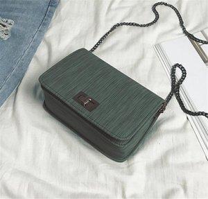 Designer Shoulder Bag Women Shoulder Bag Designer Version Small Square Messenger Bag Feminina Handbags Good Quality Leather Fashion