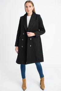 Roupa MULHER NEGRA casaco de Coats Mulheres Casacos Z6620 Dewberry Casacos Sobretudos Roupa MULHER REVESTIMENTO PRETO Z6620 Dewberry de Mulheres
