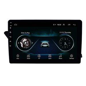 Système de navigation automobile Radio GPS 10,1 pouces Android 9.0 pour Audi A4L 2009-2016 Soutenir la prise de contrôle de l'unité de recul DVR