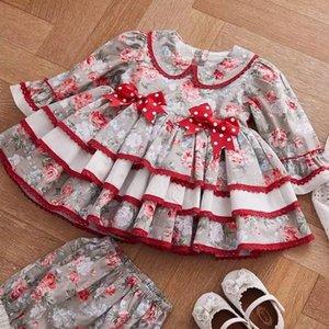Girls Spanish Spain Style Dress And Short