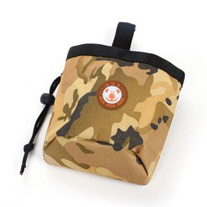 Dog Cat Treat Feeding Food Snack Waist Bag Pocket Snack Pouch Food Storage Holder for Pet Outdoor Training Supplies