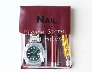 Top NAIL Factory 904L Steel Solid Band Relojes para hombre Reloj automático Cal.3135 Bisel de cerámica 116610LV Hombres Eta Perpetuo Relojes de pulsera luminosos
