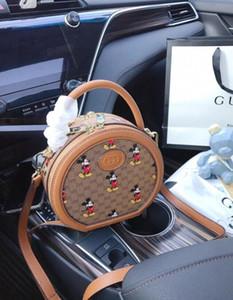 2020 Brand Design Donne Femmina spalla Crossbody Shell Borse Moda Piccolo Messenger Bag Borse pelle PU borsa tracolla secchiello H016