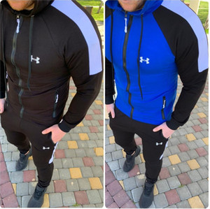 Men's Tracksuits Sweatshirts Suits Luxury Sports Suit Men Hoodies Jackets Coat Mens Medusa Sportswear Sweatshirt Tracksuit Jacket sets Sweat