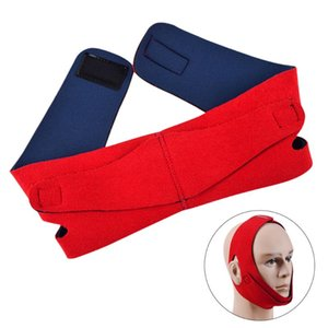 Snore-ceasing Equipment Anti-Snore Belt Sleep Chin Support Strap Prevent Chin Dislocation Belt Face-Lifting Beauty