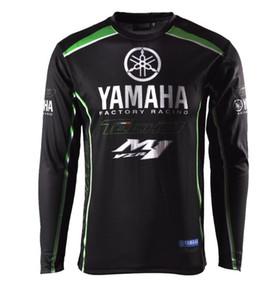 Yamaha ultima primavera 2020 e l'autunno nuova moto maniche lunghe vestiti team Sito camicia cultura moto ad asciugatura rapida traspirante