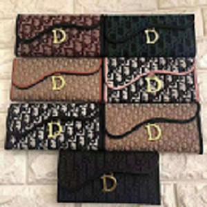 2020 yyy D Designer wallet Fashion Bag Leather card holder Crossbody Bags Handbag Purse clutch backpack wallet slippers b210