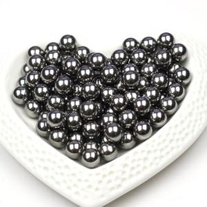 8MM كرات الصلب والمعدات الرخام المقاليع الاكسسوارات حقيبة 100 قطعة من كرات الفولاذ الصلب الكرة المقلاع الصلب الكرة مقلاع رصاصة